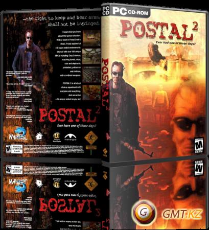 Postal 2 (3 in 1) (2003-2005/RUS/RePack)