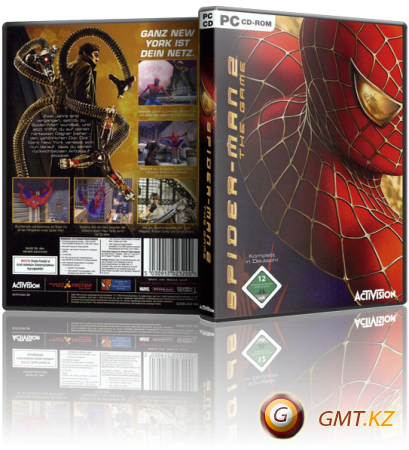 Spider-Man 2: The Game (2004/RUS/RePack)