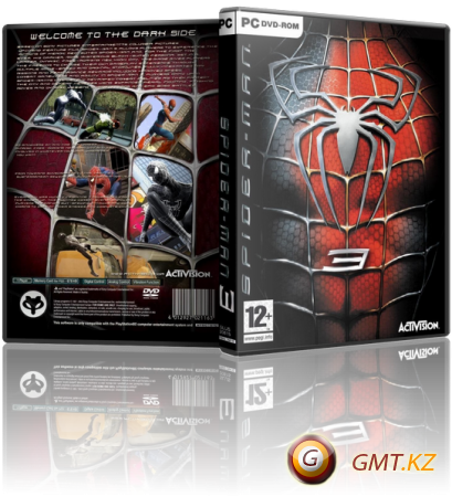 Spider-Man 3: The Game (2007/RUS/RePack)