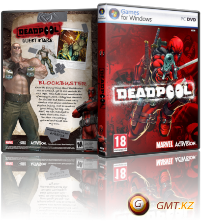 Deadpool + 1 DLC (2013/RUS/ENG/Лицензия)