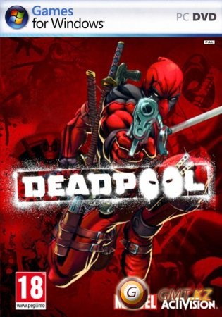 Deadpool (2013/RUS/ENG/Crack by SKIDROW)