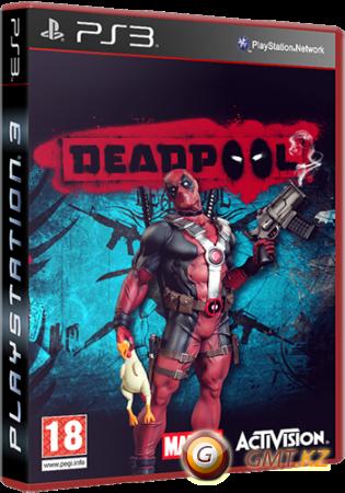 Deadpool (2013/ENG/USA/3.41/3.55/4.30+)