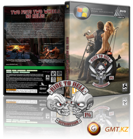 Ride to Hell: Retribution + 1 DLC (2013/ENG/Multi6/RePack от xatab)