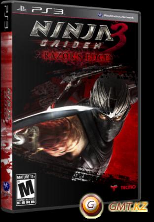 Ninja Gaiden 3 Razors Edge (2013/ENG/FULL/3.55/4.20/4.30)