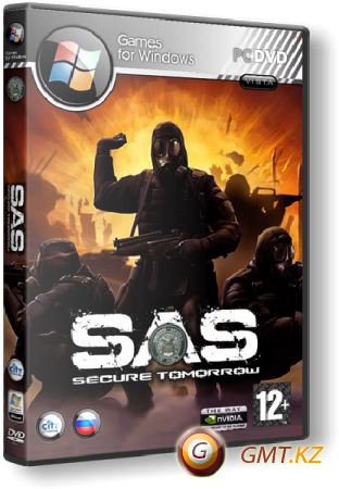 SAS: На страже будущего / SAS: Secure Tomorrow (2009/RUS/ENG/RePack от R.G. Revenants)