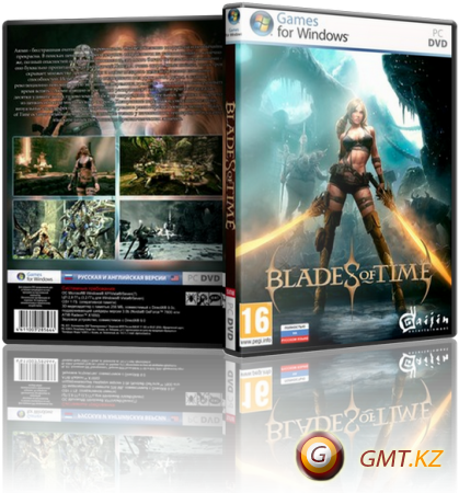 Blades of Time (2012/RUS/ENG/RePack от R.G. Механики)