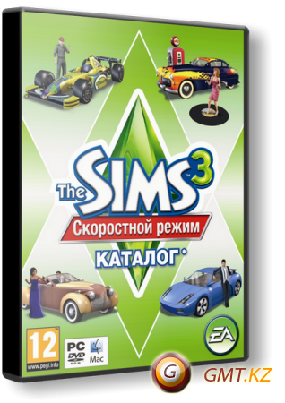 The Sims 3 Gold Edition + Store October 2013 (2009-2013/RUS/ENG/RePack от Fenixx)