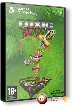 Toxic Bunny HD (2013/ENG/Лицензия)