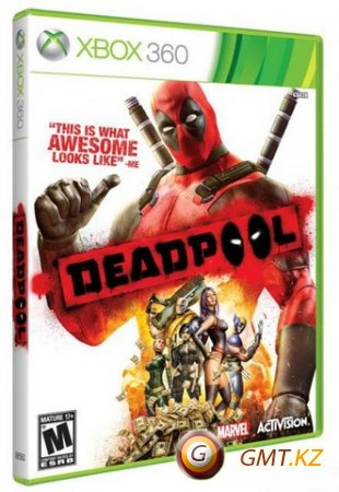 Deadpool (2013/RUS/XGD3/LT+3.0)