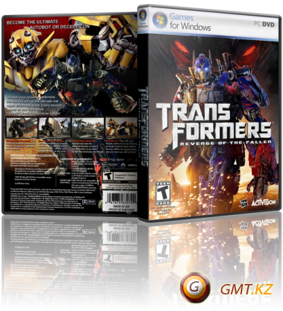 Transformers Anthology (2007-2010/RUS/ENG/RePack от R.G. Catalyst)