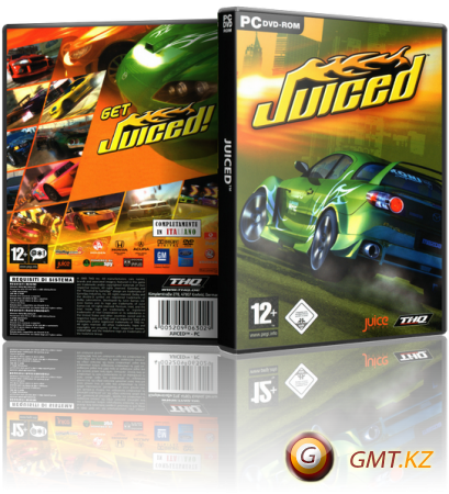 Juiced (2005/RUS/RePack)
