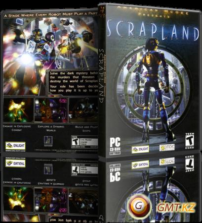 Scrapland Хроники Химеры / Scrapland (2005/RUS/RePack от Fenixx)