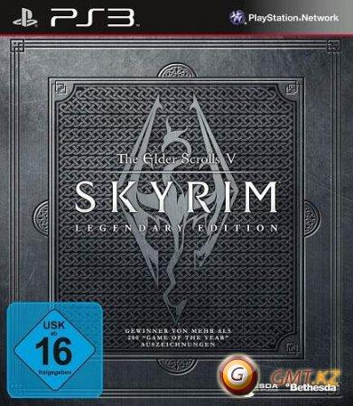 The Elder Scroll V: Skyrim. Legendary Edition (2013/RUS/4.40/4.41)