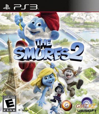 The Smurfs 2 (2013/ENG/EUR/Лицензия)