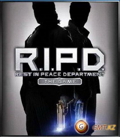 R.I.P.D. The Game (2013/ENG/PSN/USA)
