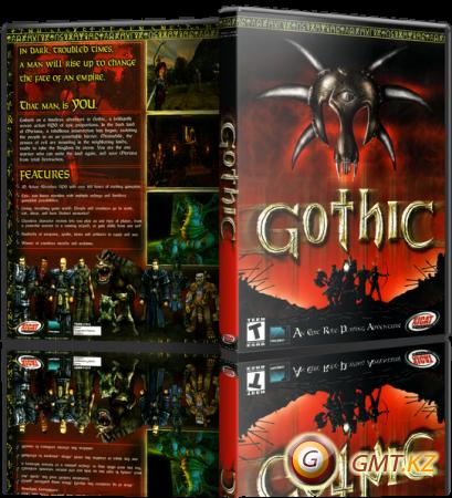 Gothic Anthology | Готика Антология (2001-2011/RUS/ENG/GER/RePack от R.G. Механики)