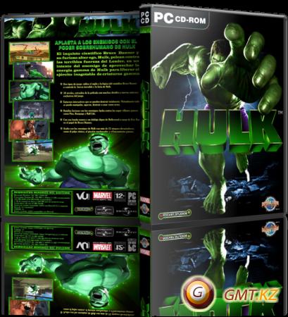 The Hulk / Халк (2003/RUS/RePack)