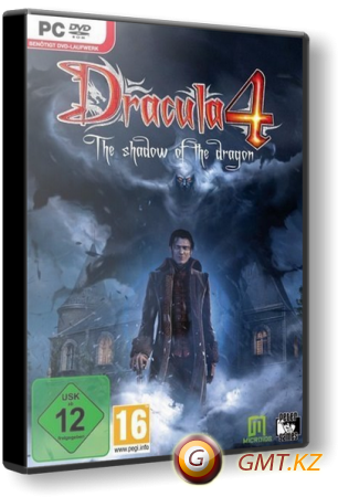 Dracula 4: The Shadow of the Dragon (2013/RUS/ENG/Пиратка)
