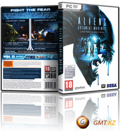 Aliens: Colonial Marines - Collector's Edition v.1.0.210.751923 + 9 DLC (2013/RUS/ENG/RePack RePack �� Audioslave)