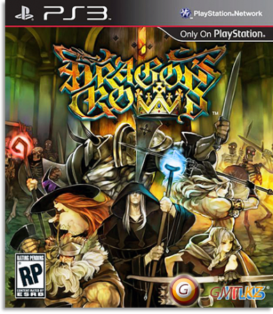 Dragon's Crown (2013/JPN/JAP/FULL)