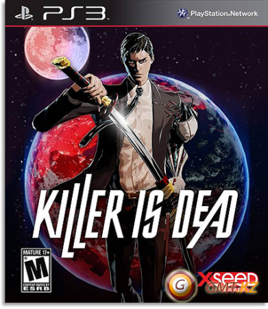 Killer is Dead (2013/ENG/AS/JPN/3.41/3.55/4.40+)