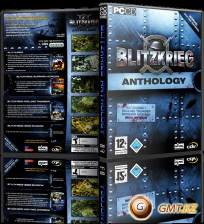 Блицкриг Антология / Blitzkrieg Anthology (2003-2007/RUS/RePack от R.G. ReCoding)