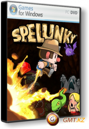 Spelunky HD (2013/RUS/ENG/�������)
