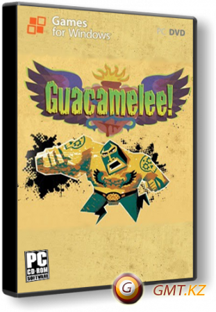 Guacamelee! Gold Edition (2013/ENG/Пиратка)