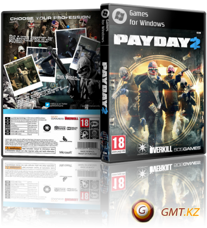 PayDay 2: Game of the Year Edition v.1.23.2 (2013/RUS/ENG/��������)