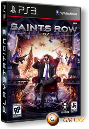 Saints Row 4 (2013/ENG/USA)