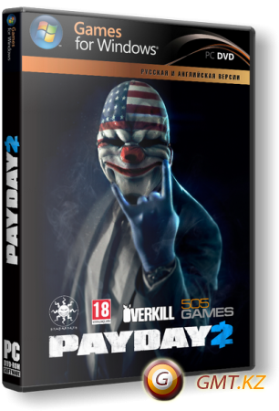 PayDay 2 Career Criminal Edition v.1.58.0 (2016/RUS/ENG/RePack)