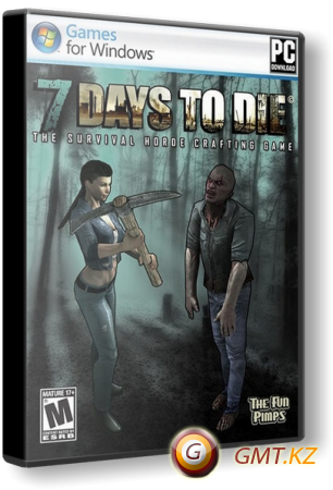 7 Days To Die v.9.1 (2014/ENG/ALPHA/RePack от MAXAGENT)