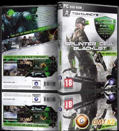 Tom Clancy's Splinter Cell: Blacklist (2013/RUS/ENG/MULTI4/Лицензия)