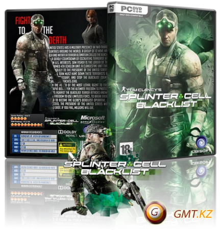 Tom Clancy's Splinter Cell: Blacklist v.1.03  (2013/RUS/ENG/RePack от R.G. Механики)