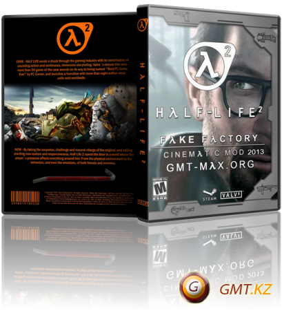 Half-Life 2: FakeFactory Cinematic Mod v.1.26 (2013/RUS/ENG/RePack)