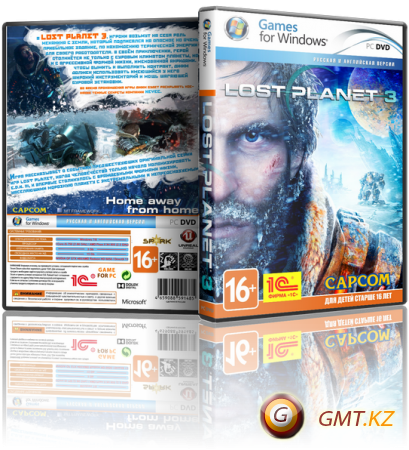 Lost Planet 3: Complete Edition (2013/RUS/ENG/Лицензия)