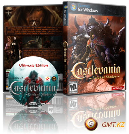 Castlevania: Lords of Shadow – Ultimate Edition (2013/RUS/ENG/RePack от SEYTER)