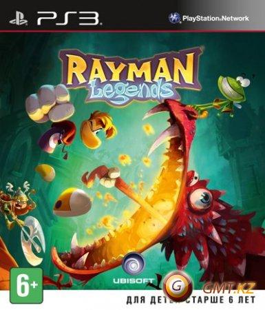 Rayman Legends (2013/RUS/FULL/3.55/4.46)