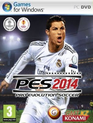 Pro Evolution Soccer 2014 (2013/Официальный Русификатор/Текст)