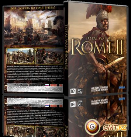 Total War Rome 2 v.2.0.0.0 + 1 DLC (2013/RUS/RePack от R.G. Механики)
