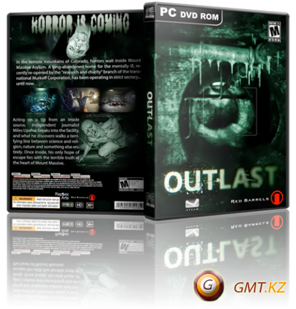 Outlast: Whistleblower (2013/RUS/Multi6/RePack от z10yded)