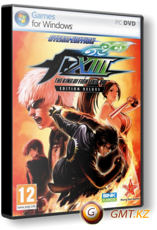 The King Of Fighters XIII (2013/ENG/JAP/Лицензия)
