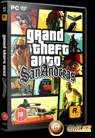 GTA / Grand Theft Auto: San Andreas MultiPlayer v.0.3e (2005/RUS/ENG/Лицензия)