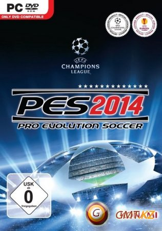 Pro Evolution Soccer 2014 (2013/RUS/ENG/Crack by RELOADED)