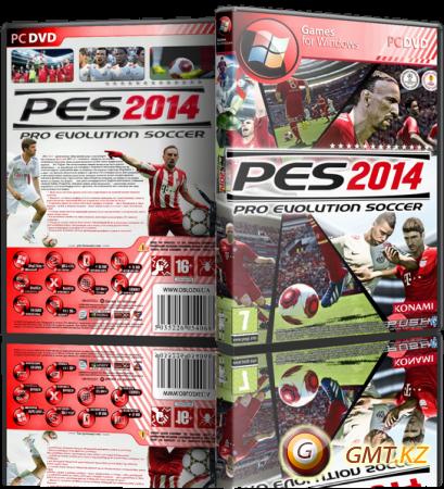 Pro Evolution Soccer 2014 v.1.12.0.0 (2013/RUS/ENG/RePack от z10yded)