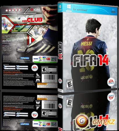 FIFA 14 (2013/RUS/ENG/Лицензия)