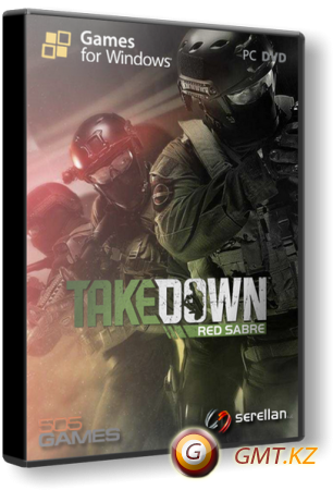 Takedown: Red Sabre (2013/ENG/RePack �� SEYTER)