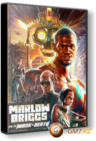 Marlow Briggs and The Mask of Death (2013/ENG/RePack от z10yded)