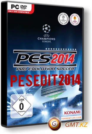 Pro Evolution Soccer 2014 (2013/PESEdit Path 5.1)