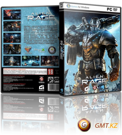 Alien Rage - Unlimited (2013/RUS/ENG/RePack от z10yded)